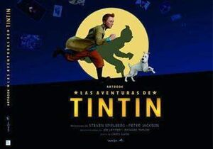 LAS AVENTURAS DE TINTIN: ARTBOOK
