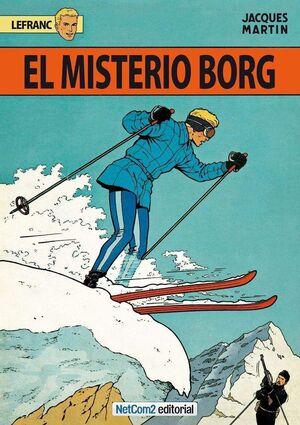 LEFRANC #03. EL MISTERIO BORG