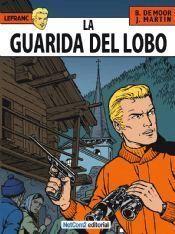 LEFRANC #04. LA GUARIDA DEL LOBO