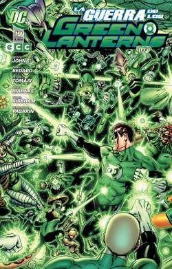 GREEN LANTERN #19