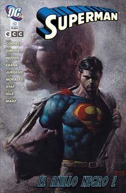 SUPERMAN: EL ANILLO NEGRO #02
