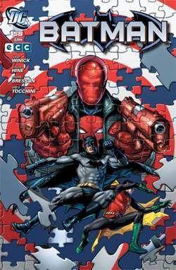 BATMAN MENSUAL VOL.2 #058