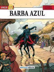 JHEN #04. BARBA AZUL