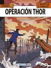 LEFRANC #06. OPERACION THOR