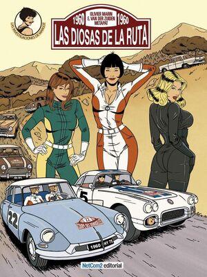 MARGOT #02. LAS DIOSAS DE LA RUTA