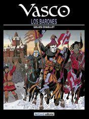 VASCO #05. LOS BARONES