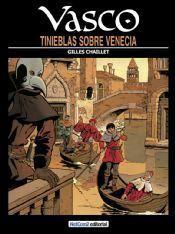 VASCO #06. TINIEBLAS SOBRE VENECIA
