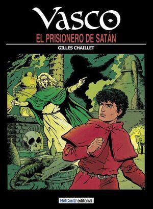 VASCO #02. EL PRISIONERO DE SATAN