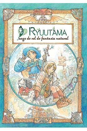 RYUUTAMA JDR - EL JUEGO DE ROL DE FANTASIA NATURAL