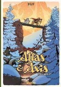 LA SAGA DE ATLAS Y AXIS #02