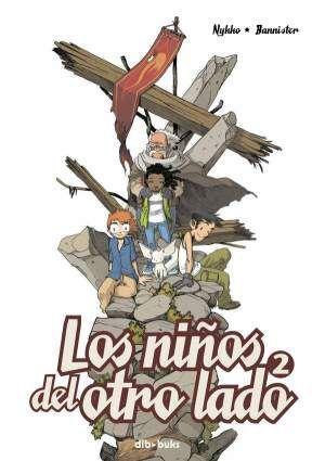 LOS NIÑOS DEL OTRO LADO #02. EL VIEJO GAB