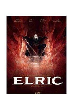 ELRIC #01. EL TRONO DE RUBI (YERMO)