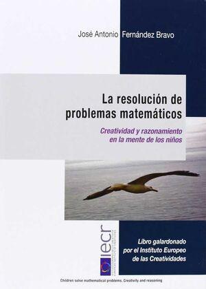 LA RESOLUCION DE PROBLEMAS MATEMATICOS
