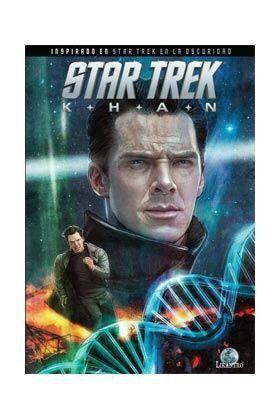 STAR TREK: KHAN (COMIC)