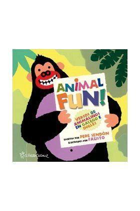 ANIMAL FUN! (GALEGO + INGLES)