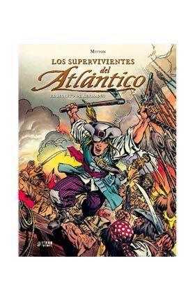 LOS SUPERVIVIENTES DEL ATLANTICO #01: EL SECRETO DE KERMADEC