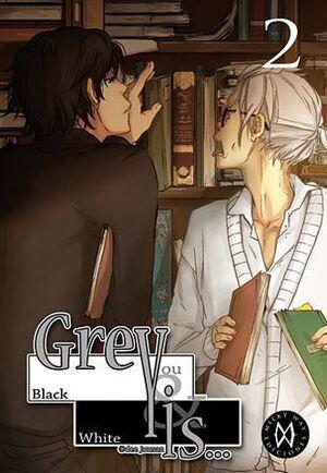GREY IS #02