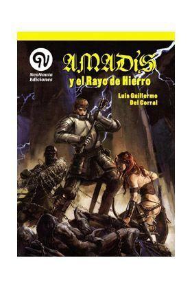 AMADIS Y EL RAYO DE HIERRO. AVENTURAS DE BOLSILLO 03