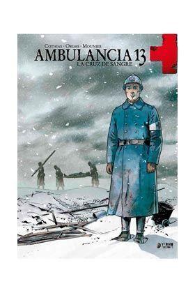 AMBULANCIA 13 VOL. #01