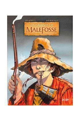 LOS CAMINOS DE MALEFOSSE #01 EL DIABLO NEGRO