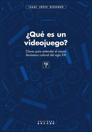 QUE ES UN VIDEOJUEGO?