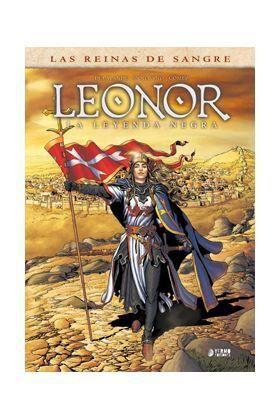 LEONOR: LA LEYENDA NEGRA #01. INTEGRAL