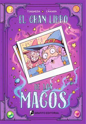 EL GRAN LIBRO DE LOS MAGOS