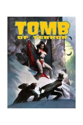 TOMB OF TERROR VOL. 1