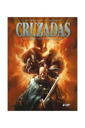 CRUZADAS #01: EL ESPECTRO DE LOS OJOS DE AZOGUE
