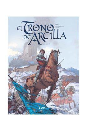 EL TRONO DE ARCILLA #01