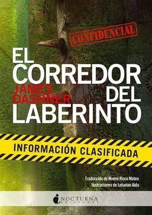 EL CORREDOR DEL LABERINTO: INFORMACION CLASIFICADA