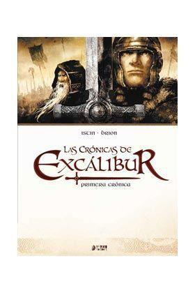 LAS CRONICAS DE EXCALIBUR VOL. #01