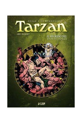 TARZAN: EL REGRESO DEL SEÑOR DE LA JUNGLA VOL. 2