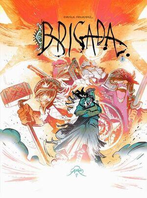 BRIGADA #02 (COMIC)