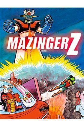 MAZINGER Z #01 (ASOCIACION CULTURAL DEL COMIC)