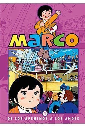 MARCO. DE LOS APENINOS A LOS ANDES #01