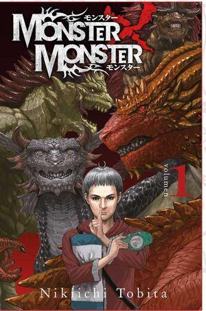 MONSTER X MONSTER #01
