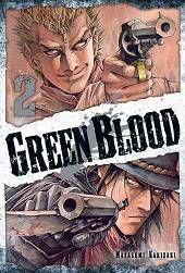 GREEN BLOOD #02