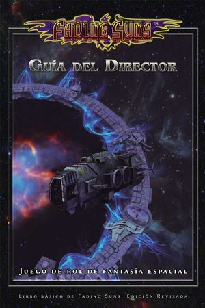 FADING SUNS JDR - GUIA DEL DIRECTOR DE JUEGO