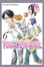 YOUR LIE IN APRIL #06