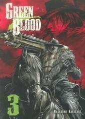 GREEN BLOOD #03