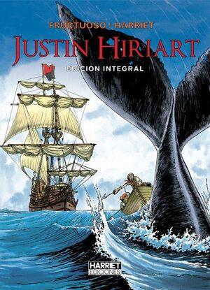 JUSTIN HIRIART. EDICION INTEGRAL