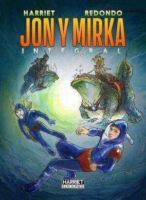 JON Y MIRKA. INTEGRAL
