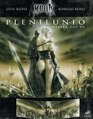 PLENILUNIO PANTALLA DEL DJ