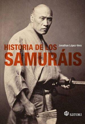 HISTORIA DE LOS SAMURAIS