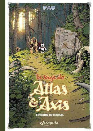 LA SAGA DE ATLAS Y AXIS. EDICION INTEGRAL