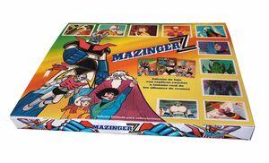 MAZINGER Z. CAJA EXCLUSIVA ALBUMES 1 Y 2