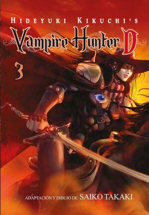VAMPIRE HUNTER D #03
