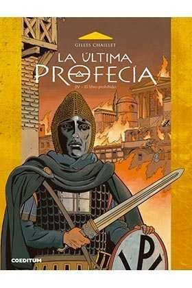 LA ULTIMA PROFECIA #04. EL LIBRO PROHIBIDO