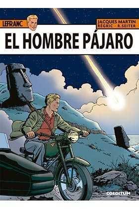 LEFRANC #27. EL HOMBRE PAJARO